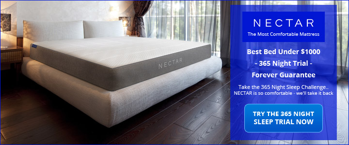 Xpo Nectar Mattress
